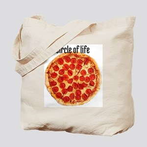 circle of life Tote Bag
